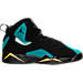 Black/Rio Teal/Metallic Gold