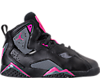 Girls' Preschool Jordan True Flight Basketball Shoes