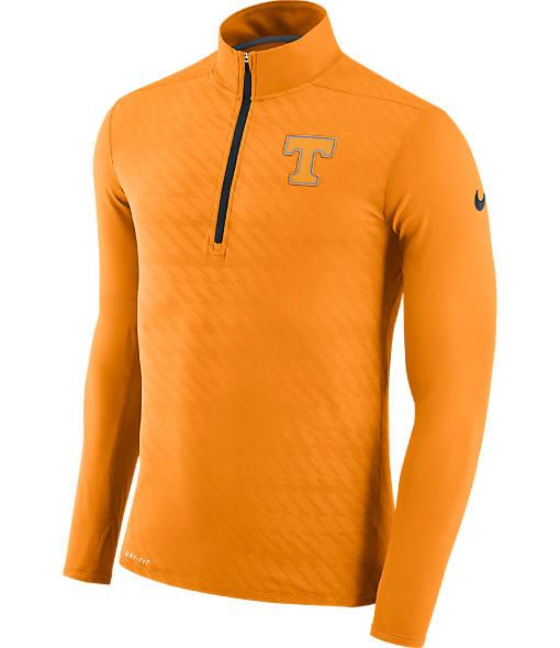Men's Nike Tennessee Volunteers College Dry Element Quarter-Zip Jacket