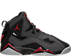 Boys' Grade School Jordan True Flight Basketball Shoes