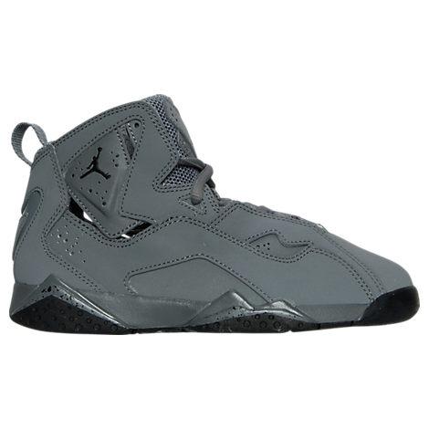 Boys' Preschool Jordan True Flight Basketball Shoes