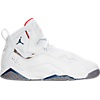 color variant White/True Blue-Fr Rd-Cmnt Gry
