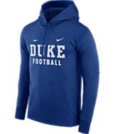 Men's Nike Duke Blue Devils College Therma Hoodie