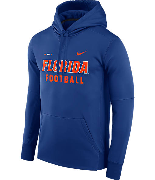 Men's Nike Florida Gators College Therma Hoodie