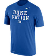 Men's Nike Duke Blue Devils College Legend Authority Local T-Shirt
