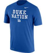 Men's Nike Duke Blue Devils College Legend Authority Local T-Shirt