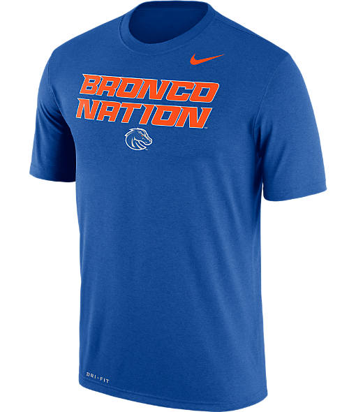 Men's Nike Boise State Broncos College Legend Authority Local T-Shirt