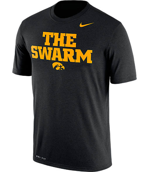 Men's Nike Iowa Hawkeyes College Legend Authority Local T-Shirt