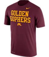 Men's Nike Minnesota Golden Gophers College Legend Authority Local T-Shirt