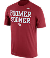 Men's Nike Oklahoma Sooners College Legend Authority Local T-Shirt