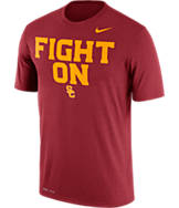 Men's Nike USC Trojans College Legend Authority Local T-Shirt