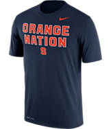 Men's Nike Syracuse Orange College Legend Authority Local T-Shirt