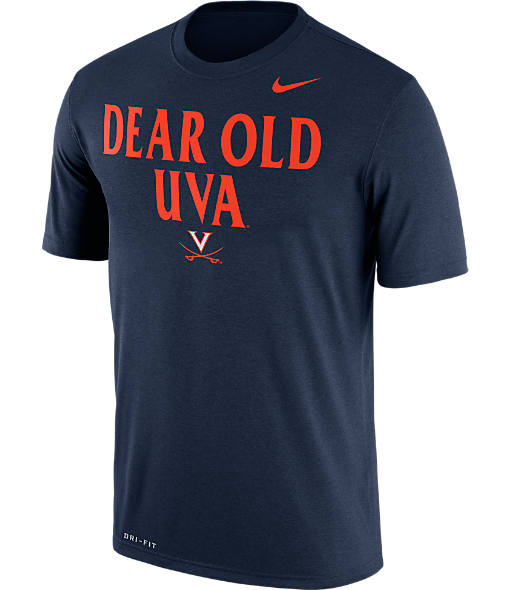 Men's Nike Virginia Cavaliers College Legend Authority Local T-Shirt