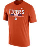 Men's Nike Clemson Tigers College Legend Staff T-Shirt