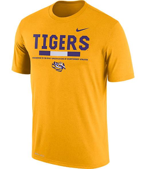 Men's Nike LSU Tigers College Legend Staff T-Shirt