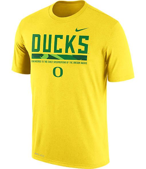 Men's Nike Oregon Ducks College Legend Staff T-Shirt