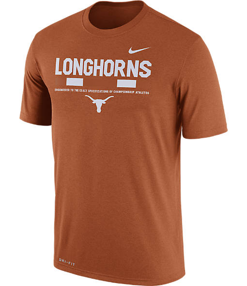 Men's Nike Texas Longhorns College Legend Staff T-Shirt