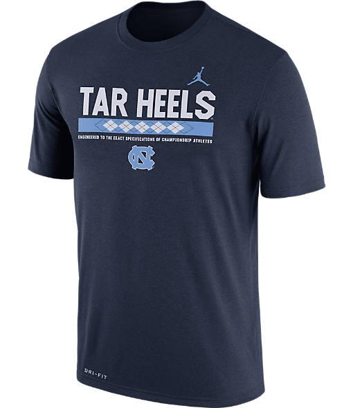 Men's Nike UNC Tar Heels College Legend Staff T-Shirt