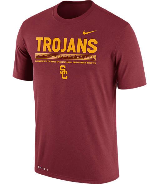 Men's Nike USC Trojans College Legend Staff T-Shirt
