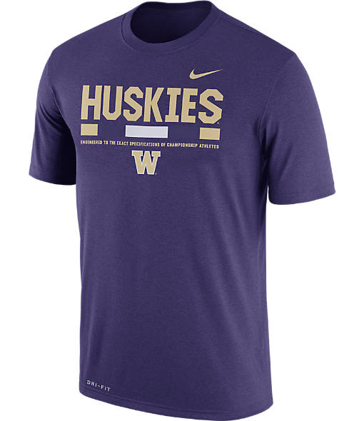 Men's Nike Washington Huskies College Legend Staff T-Shirt