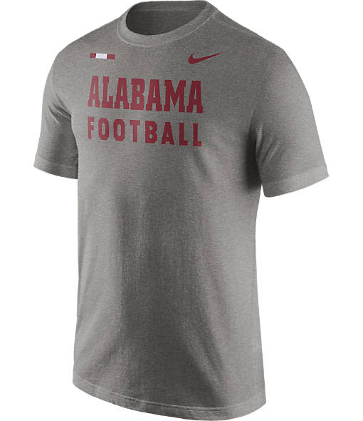 Men's Nike Alabama Crimson Tide College Facility T-Shirt
