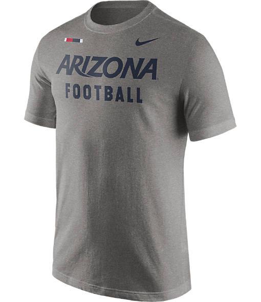 Men's Nike Arizona Wildcats College Facility T-Shirt