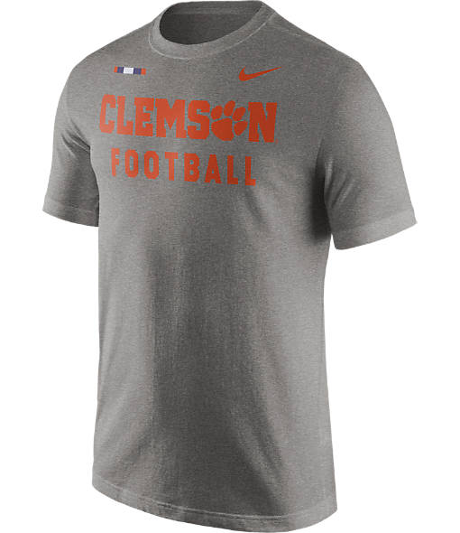 Men's Nike Clemson Tigers College Facility T-Shirt