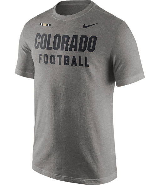 Men's Nike Colorado Buffaloes College Facility T-Shirt