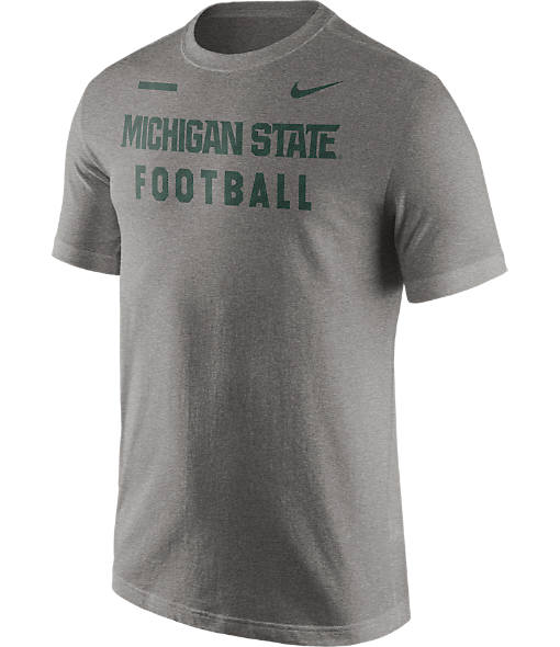 Men's Nike Michigan State Spartans College Facility T-Shirt