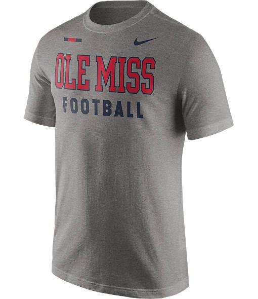 Men's Nike Mississippi Rebels College Facility T-Shirt