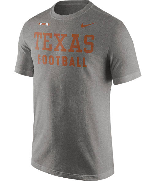 Men's Nike Texas Longhorns College Facility T-Shirt
