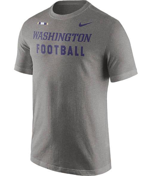 Men's Nike Washington Huskies College Facility T-Shirt