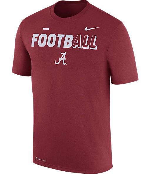 Men's Nike Alabama Crimson Tide College All Sideline T-Shirt