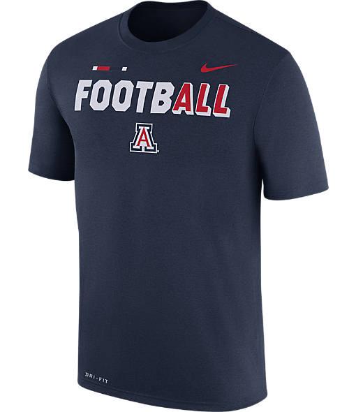 Men's Nike Arizona Wildcats College All Sideline T-Shirt