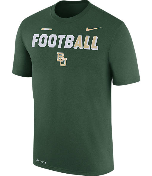 Men's Nike Baylor Bears College All Sideline T-Shirt