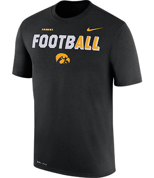 Men's Nike Iowa Hawkeyes College All Sideline T-Shirt