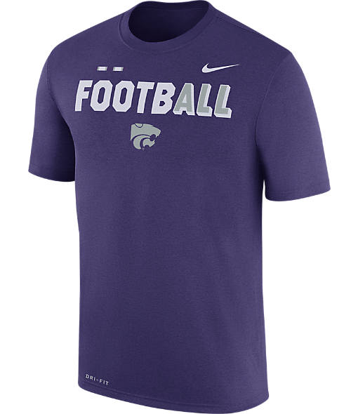 Men's Nike Kansas State Wildcats College All Sideline T-Shirt