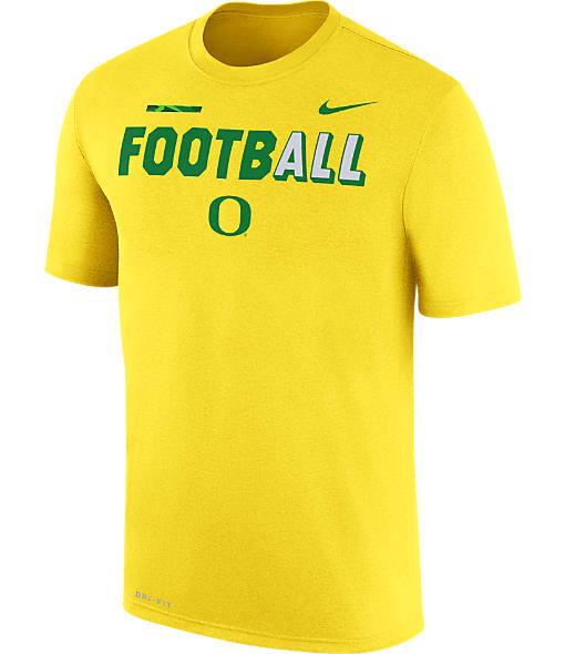 Men's Nike Oregon Ducks College All Sideline T-Shirt