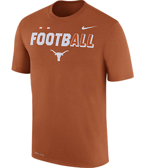 Men's Nike Texas Longhorns College All Sideline T-Shirt