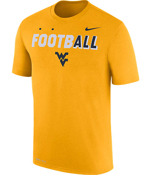 Men's Nike West Virginia Mountaineers College All Sideline T-Shirt