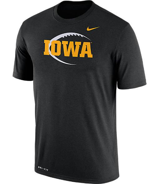 Men's Nike Iowa Hawkeyes College Legend Icon T-Shirt