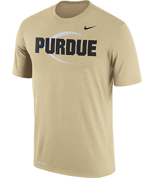 Men's Nike Purdue Boilermakers College Legend Icon T-Shirt