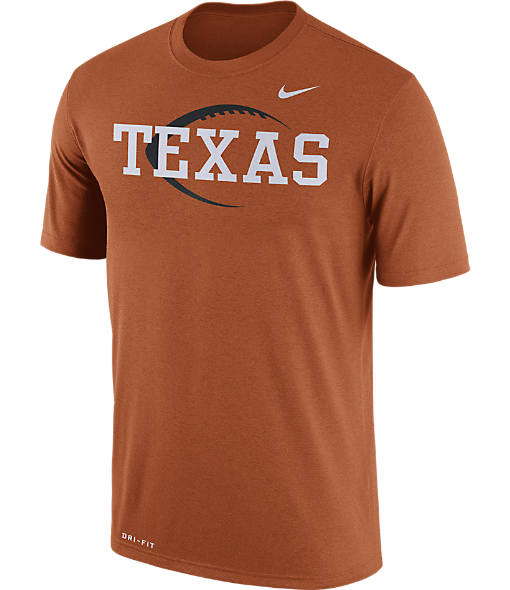 Men's Nike Texas Longhorns College Legend Icon T-Shirt