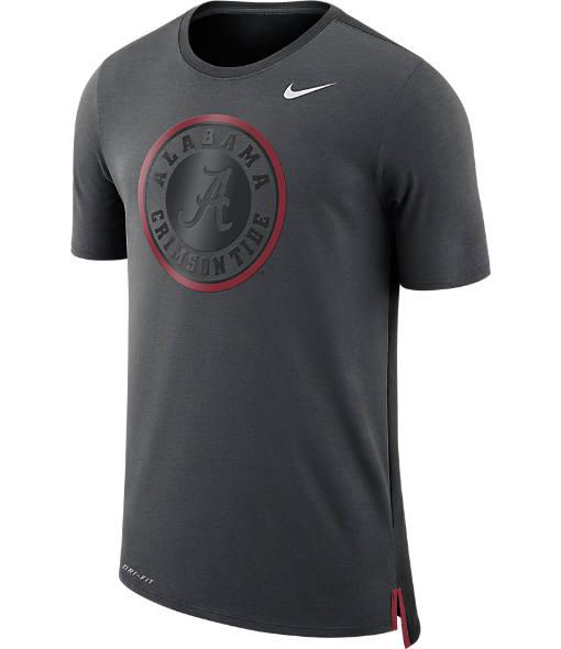 Men's Nike Alabama Crimson Tide College Team Travel T-Shirt