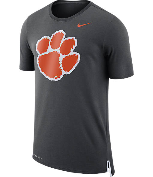 Men's Nike Clemson Tigers College Team Travel T-Shirt
