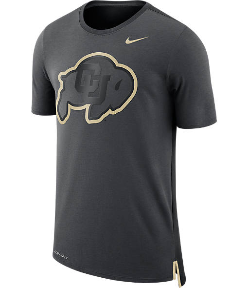 Men's Nike Colorado Buffaloes College Team Travel T-Shirt