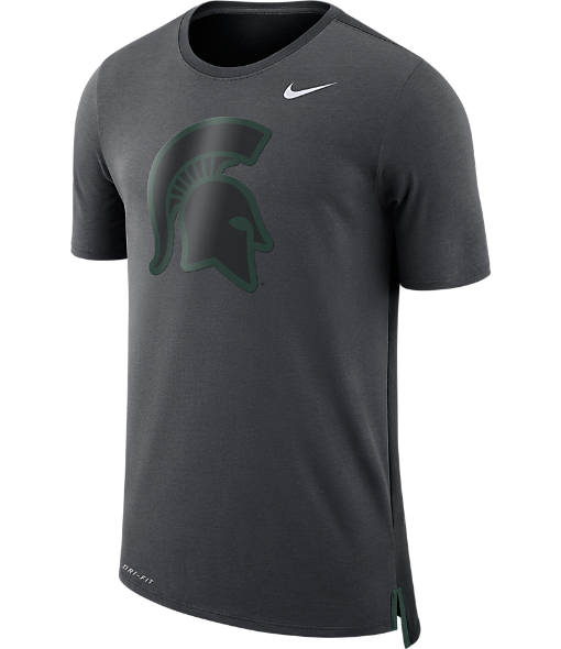 Men's Nike Michigan State Spartans College Team Travel T-Shirt