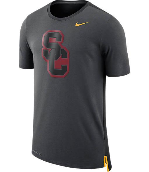Men's Nike USC Trojans College Team Travel T-Shirt