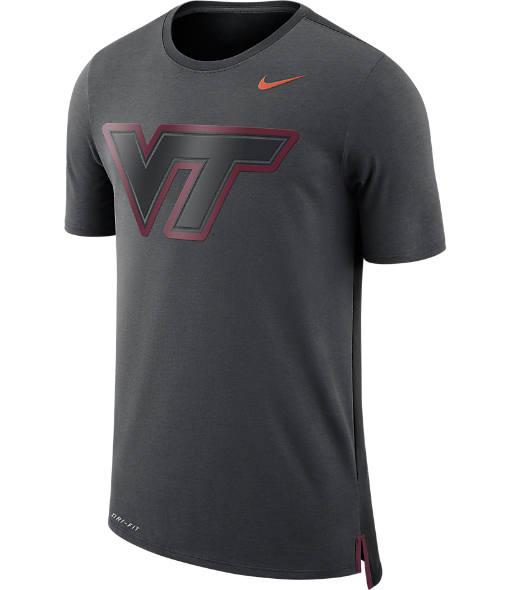 Men's Nike Virginia Tech Hokies College Team Travel T-Shirt