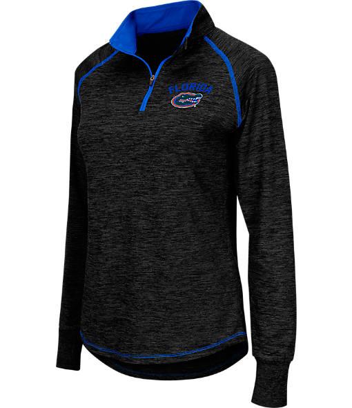 Women's Stadium Florida Gators College Bikram Quarter-Zip Jacket